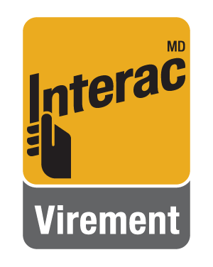 Logo virement Interac